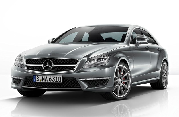 Mercedes-Benz CLS63 AMG